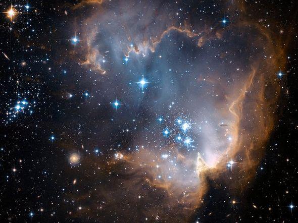 Интересные фотографии с орбитального телескопа Хаббл (Фото)