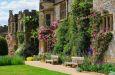 Родовое имение и сад Хэддон-холл (Haddon Hall) Англия
