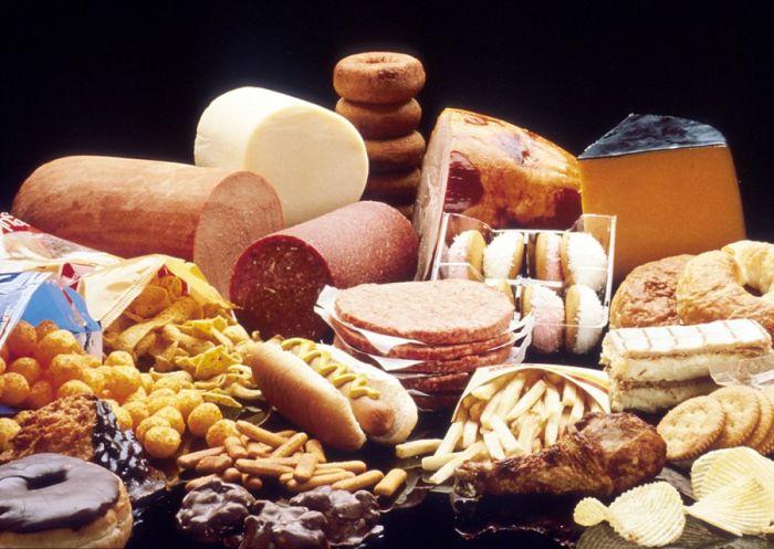Шесть продуктов, вызывающих усталость