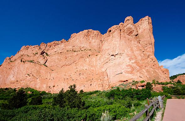 Путешествие по Колорадо и Юте