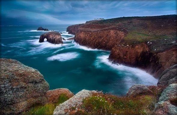 Patrick Di Fruscia - фотограф пейзажей (Фото)