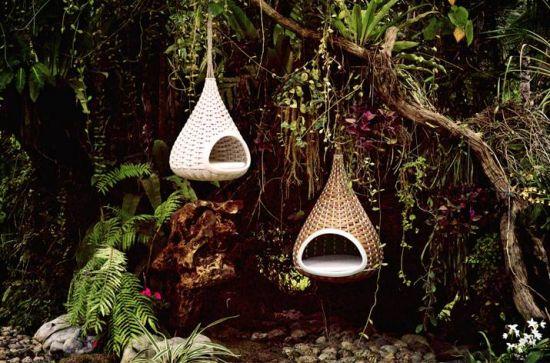 Nest Rest – или отдых в птичьем гнезде