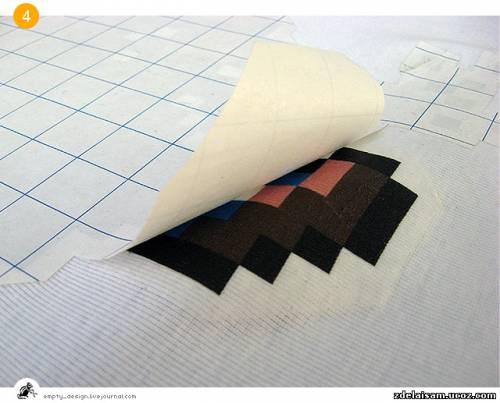 Fierul de călcat + imprimanta = un tricou exclusiv!