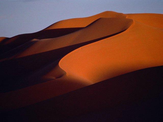 Пустыни (Фото)