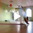 Йога с котом (Видео)
