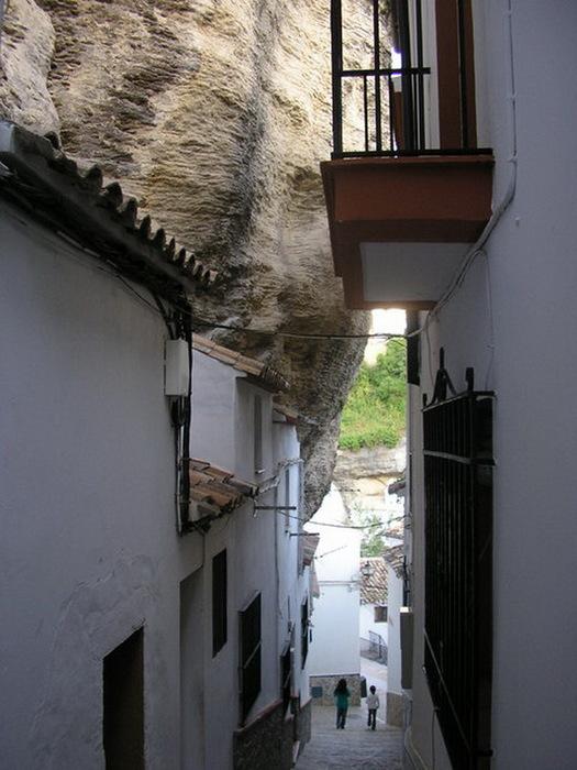 Необычный городок Пуэбло (Фото)