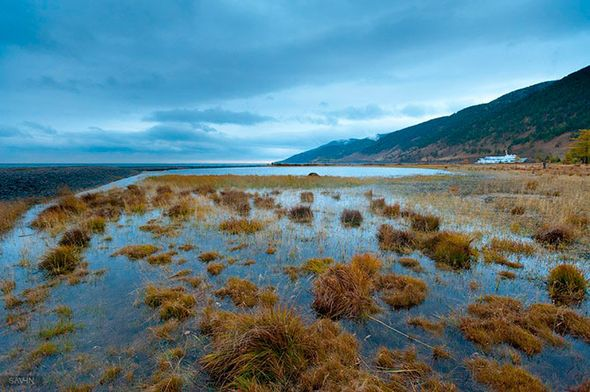 Осень на Байкале (Фото)