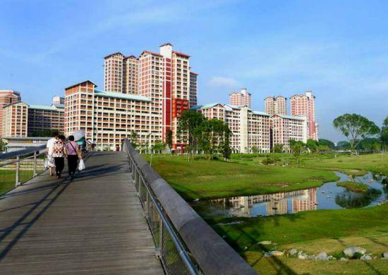 Сингапур получил награды за озеленение