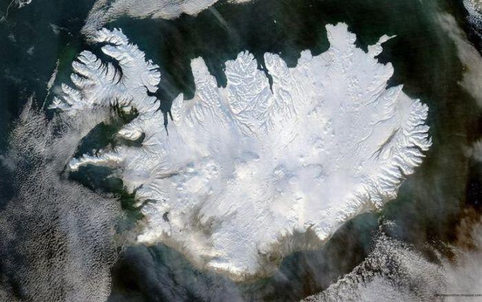 Красивые снимки нашей планеты (Фото)