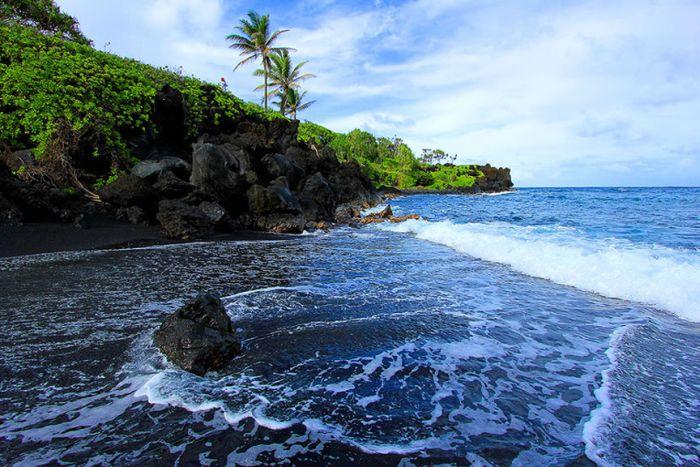Сады острова Мауи (Фото)