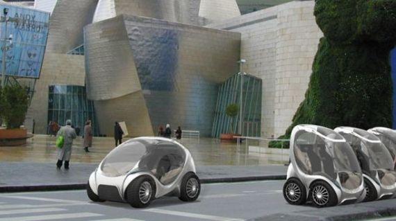 Электромобильные города