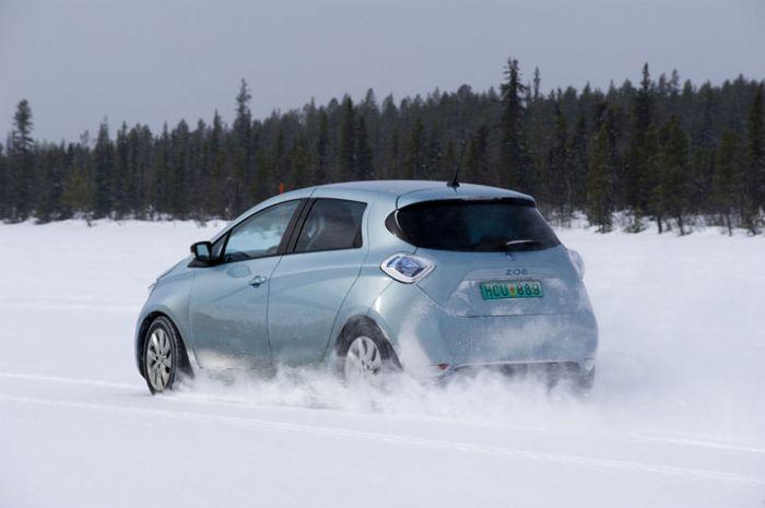 Как сохранить запас хода электромобиля зимой
