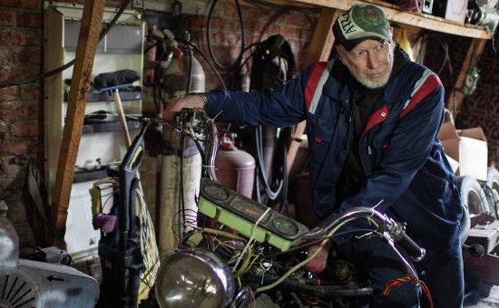 42-летний - Запорожец - превратился в электромобиль