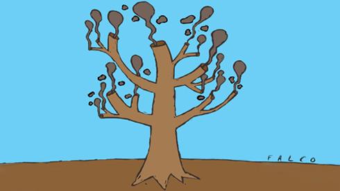 Биомасса: древесина — топливо будущего?