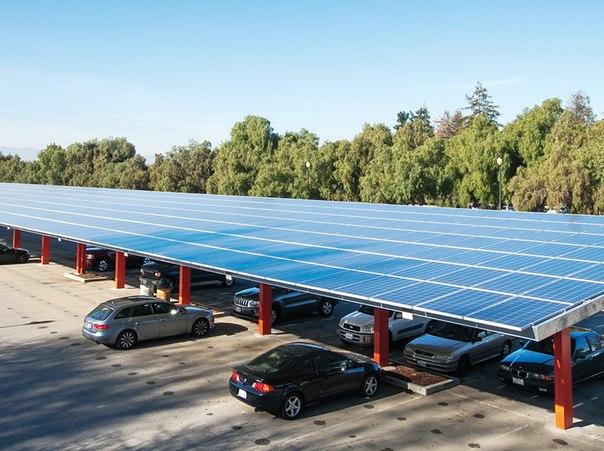 Сотрудничество города Сан-Хосе (Калифорния) с SolarCity