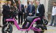 В Барселоне ввели программу проката электрических скутеров