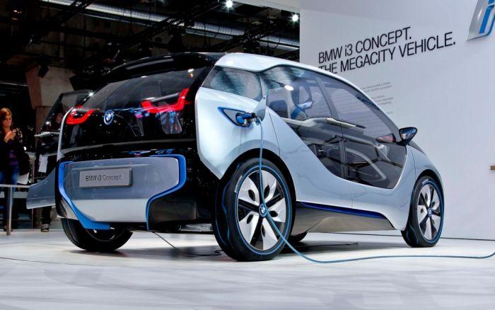 Гигантский шаг на рынке электрических автомобилей