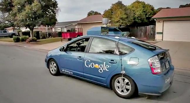 Continental negociaza cu Google pentru masina fara sofer