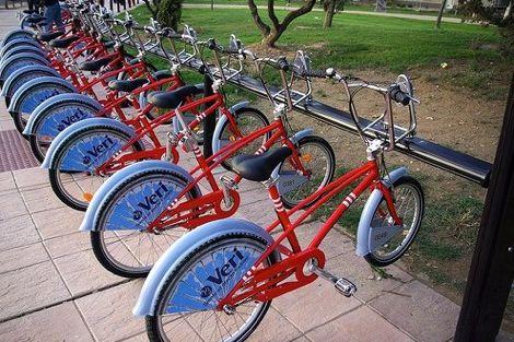 Велосипед стал общественным транспортом уже в 100 городах Европы