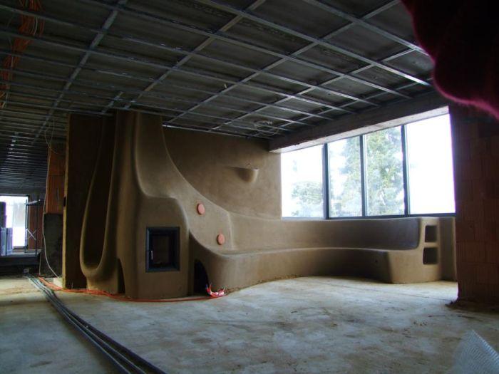 Удивительные Дизайны Домашних печек (Фото)