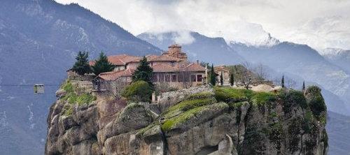 5 самых труднодоступных монастырей мира