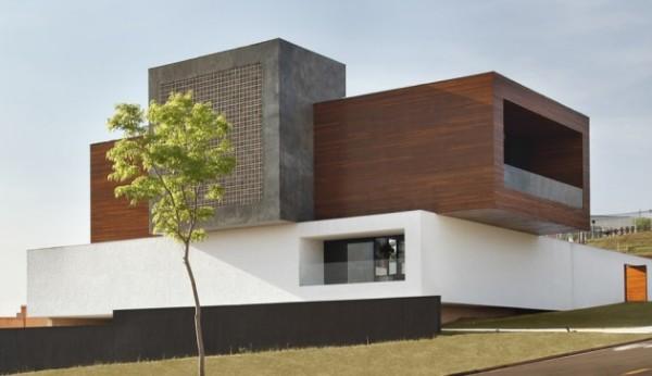 Дом-студия Гильермо Торреса