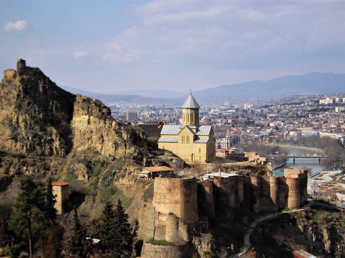 Самые популярные достопримечательности Грузии