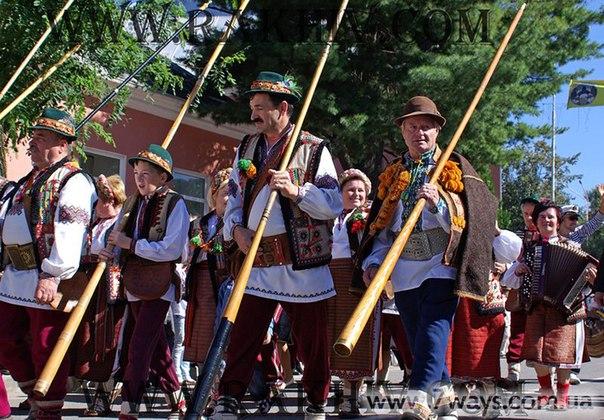 Горцы украинских Карпат и носители древней традиции - гуцулы