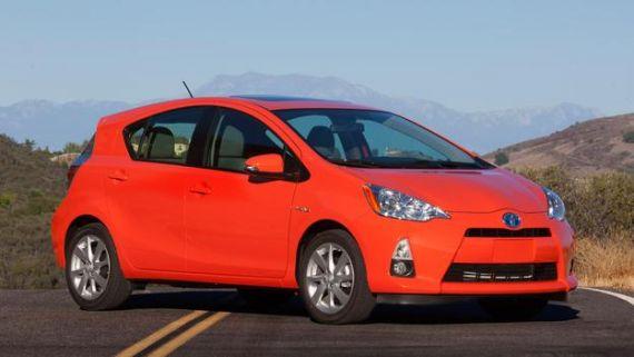 «Зеленая десятка» автомобилей 2013 года