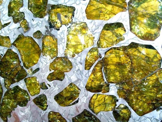 Метеорит Фукан возрастом 4,5 млрд лет