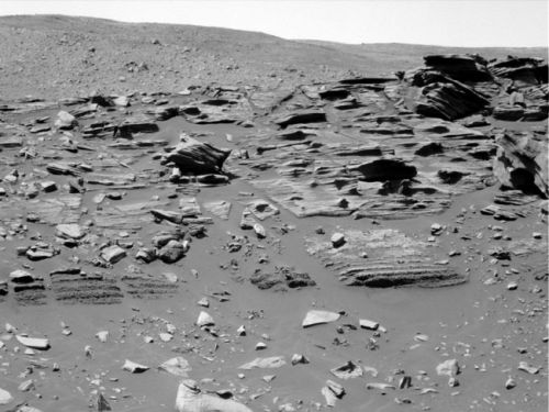 10 удивительных марсианских открытий
