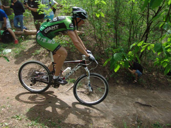В Кишиневе состоится второй этап Кубка GIANT по маунтин-байку 2013