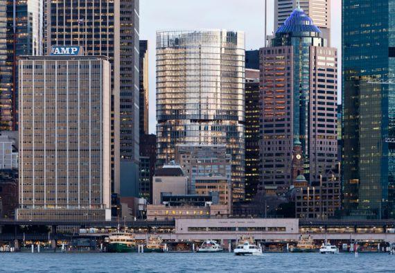 Эко небоскреб в Сиднее (Фото+Видео)