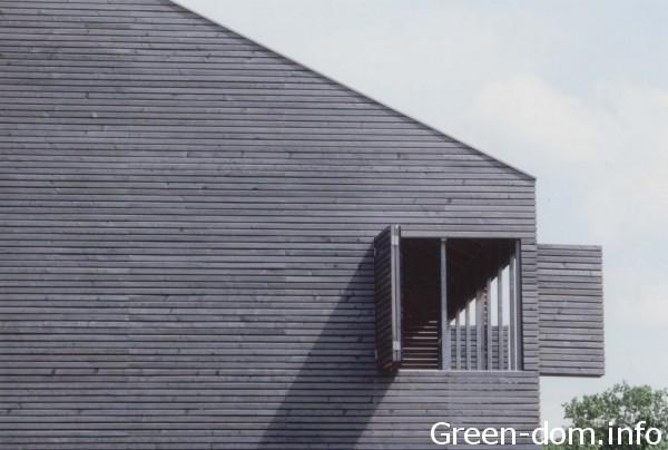 Сельский эко-дом от немецких архитекторов