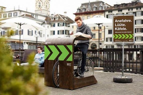 Masterplan Velo удвоит число велосипедных поездок в Цюрихе (+Видео)
