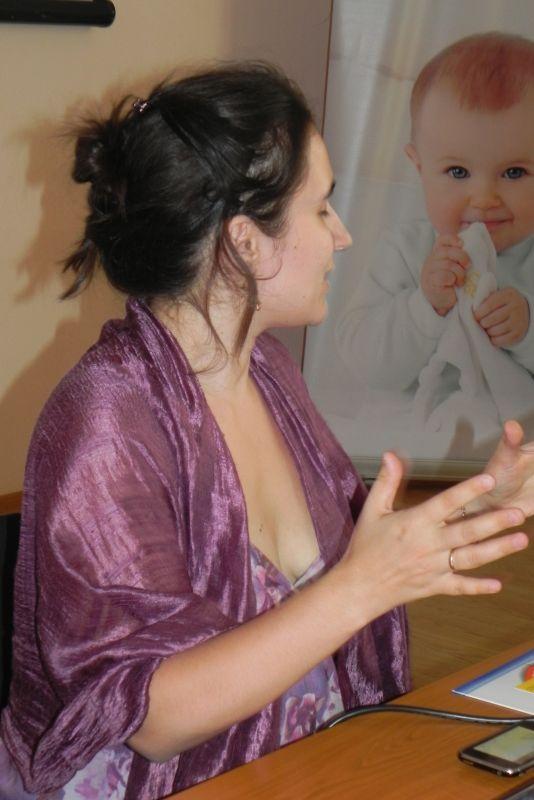 Семинар для будущих матерей: