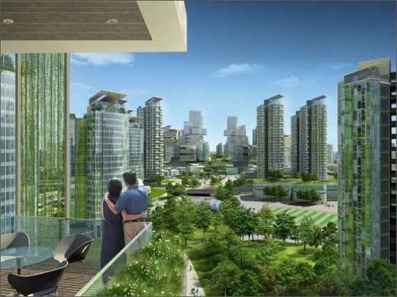 Neapolis Smart EcoCity - первый в Европе эко-город