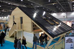 Construcţii verzi devin un standard pentru companiile europene, nu şi pentru consumatori
