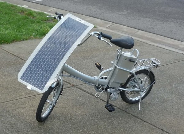 Transport în orașul solar
