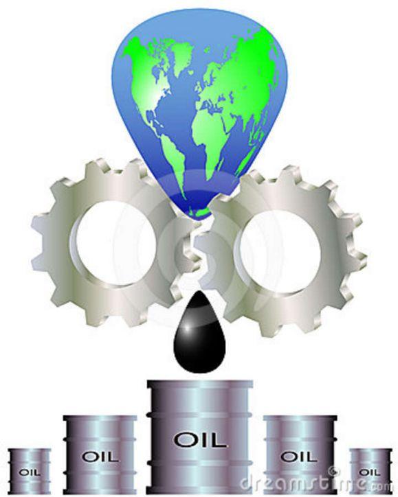 Исчезающие природные ресурсы