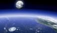 строительство вокруг Луны пояса солнечных панелей