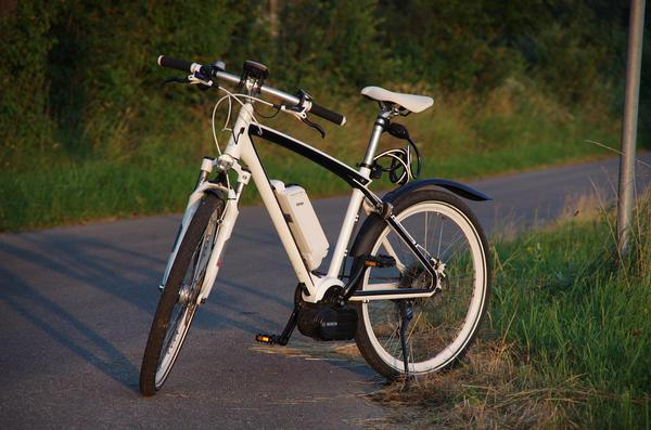 Bike-ul electric BMW Cruise e-Bike 2014