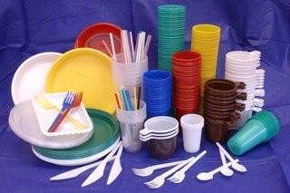 Пластиковая посуда — чистый яд