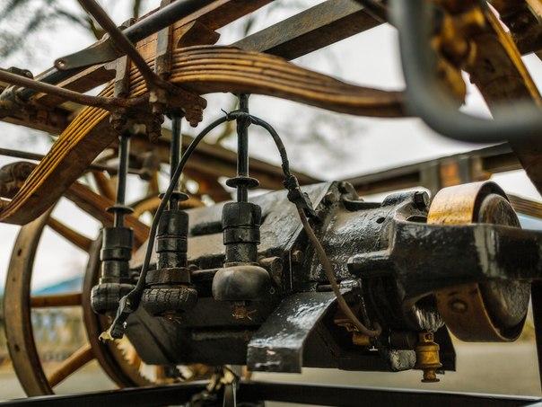 В музее Porsche выставят электрокар 1898 года