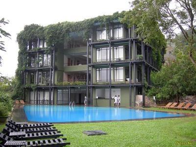 31 великолепный экологичный отель