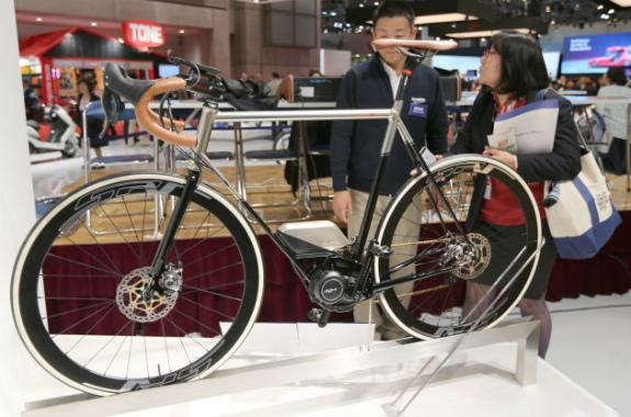 «Зеленая» мото- и велотехника Yamaha