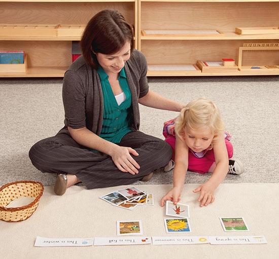 8 принципов домашнего образования от Марии Монтессори