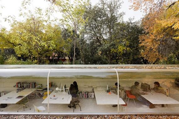 Экоофис испанских архитекторов