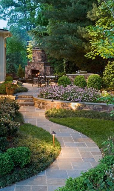 14 ландшафтных идей для вашего дома и сада