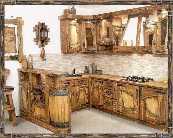 Мебель из сказки про Машу и Медведей